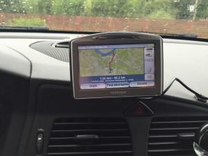 Gps Navigation fo cars