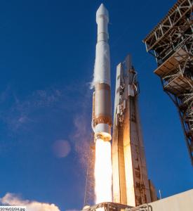 the final GPS 2 satellite