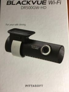 dashboard camera blackvue