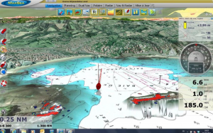 MaxSea marine software