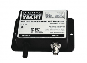 AIS dual channel