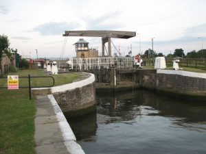 Lowestoft locks