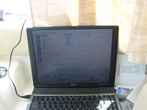 maxSea navigation software