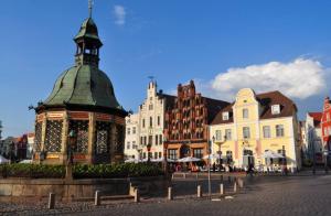 Stralsund old town