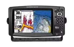 Humminbird GPS chartplotter