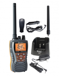 Cobra Marine VHF Handheld Radio