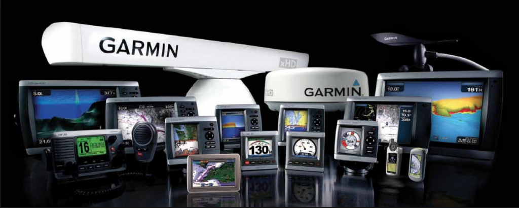 garmin marine gps systems