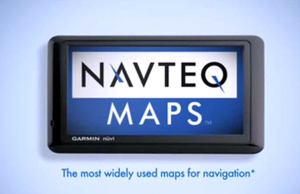 navteq map