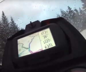 best gps snowmobile trail maps